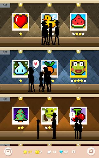 Jigsaw puzzle with pixel art : Pixaw apkdebit screenshots 7