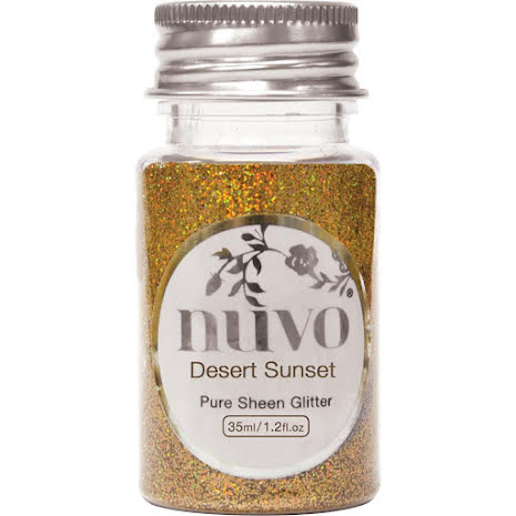 Tonic Studios Nuvo Glitter 35ml - Desert Sunset 1100N