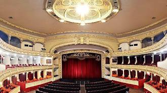 Interior de Teatro Cervantes de Almería.