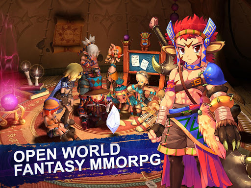 IRIS M - MMORPG 2.33 screenshots 17