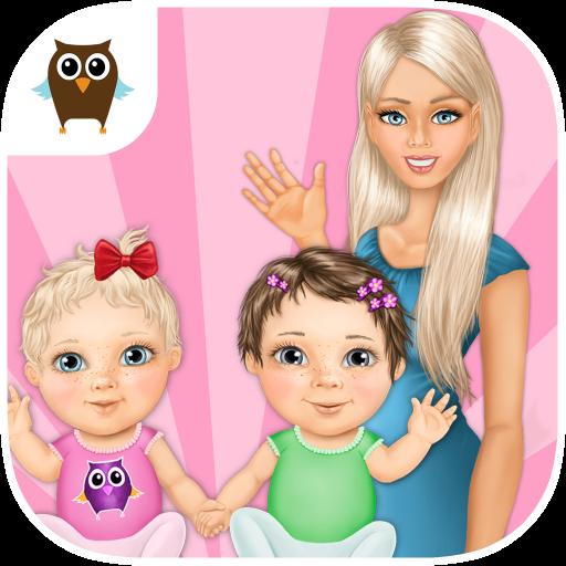 Sweet Baby Girl Twin Sisters (game)