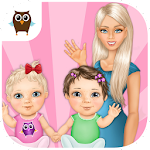 Sweet Baby Girl Twin Sisters 1.0.10 Apk