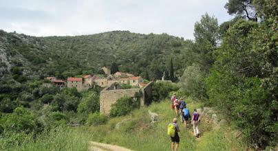 Photo: Het verlaten dorp Malo Grablje