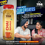 Chai Masala Traders and Suppliers in Mumbai - Taste-O-Mania