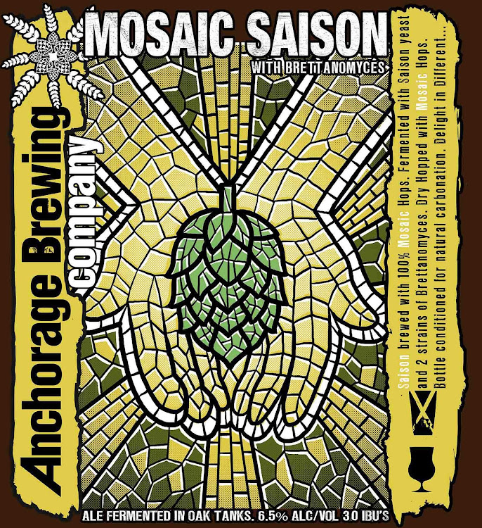 Logo of Anchorage Mosaic Saison