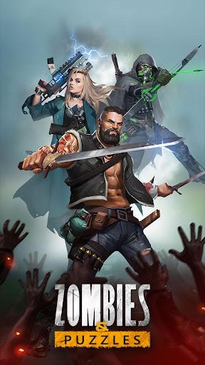 Zombies & Puzzles: RPG Match 3 apkdebit screenshots 5