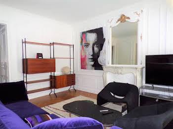 Appartement meublé 5 pièces 118 m2