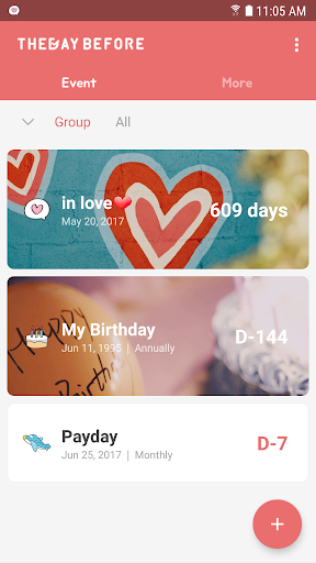 TheDayBefore (D-Day countdown) v3.8.16 screenshots 8