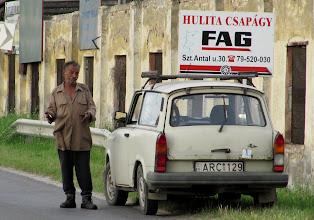 Photo: Day 75 - The Iconic Trabant Car