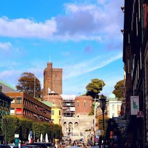 南スウェーデン・ヘルシンボリの街を一望できるスポット「シェールナン(Kärnan)」にのぼろう!