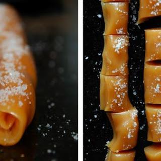 Zomppa's Fleur De Sel Caramel Candies