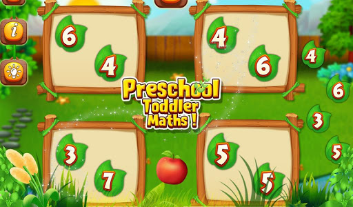Preschool Toddler Maths
