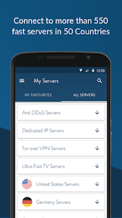 NordVPN - Fast & Secure VPN- screenshot thumbnail