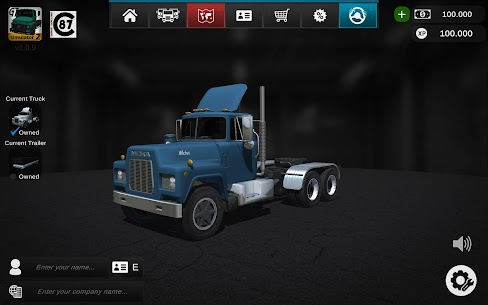 Grand Truck Simulator 2 Mod Apk v1.0.27e OBB/Data for Android. 9