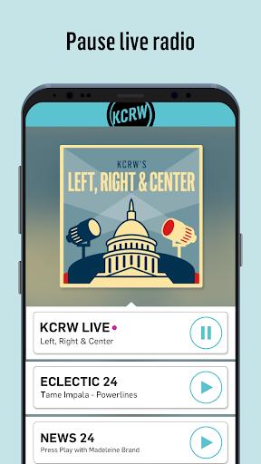 KCRW 4.0.3 screenshots 3