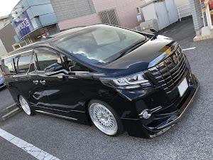アルファード 30系 特別仕様車ののカスタム事例画像 瑠偉(車高短詐欺師)さんの2018年12月13日21:51の投稿