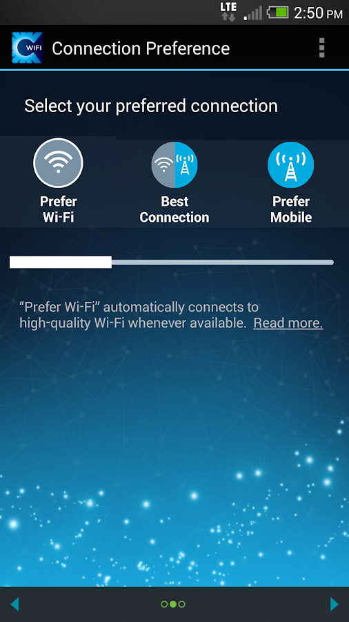 WiFi ON- screenshot