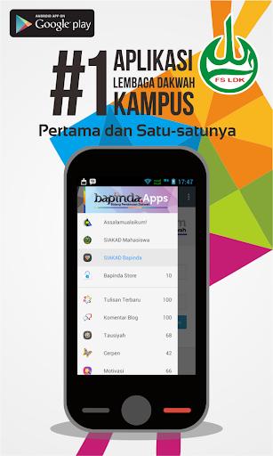 Bapinda Apps