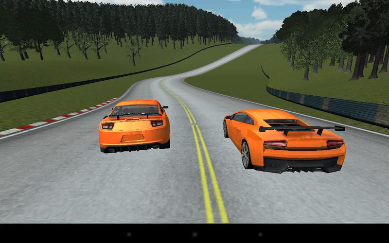 Скриншот Racing: Real Driving