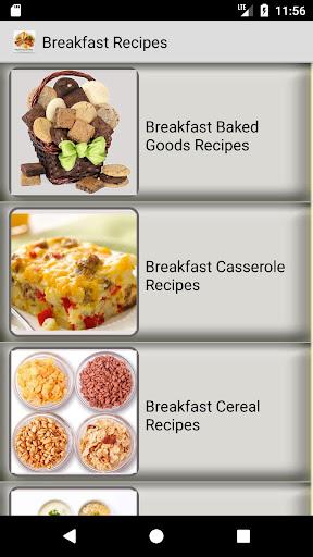 Breakfast Recipes : Simple, quick and easy recipes 1.5.2 screenshots 1