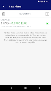 XE Currency Converter Money Transfer v6.5.6 Pro APK 4