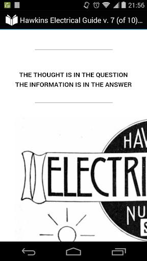 Hawkins Electrical Guide 7
