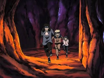 Naruto - The Mysterious Curse of the Haunted Castle