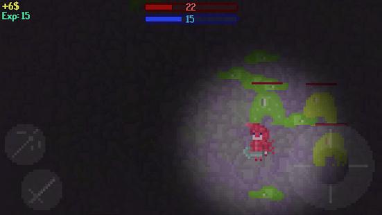 Pixel Rena – Slime Dungeon 3