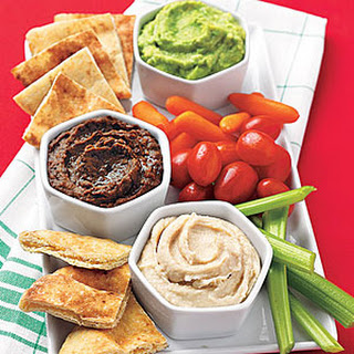 Three-Dip Dinner