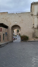 Photo: Ortygia, portal in the city walls