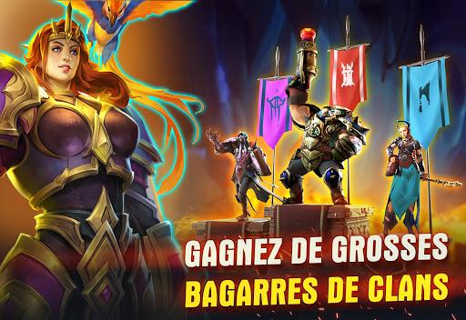 Juggernaut Wars – RPG Arène. Tour par Tour  captures d'écran 2