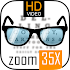 Pocket Eyes reading glasses. (Magnifier glasses)