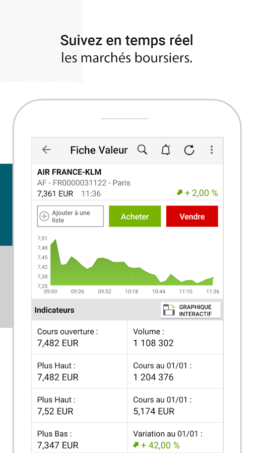 Fortuneo banque- screenshot