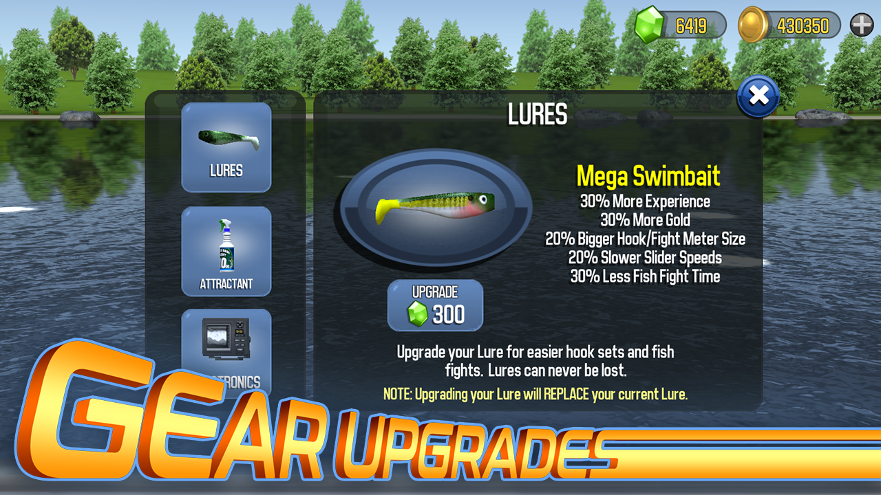 Master Bass Angler: Free Fishing Game- screenshot