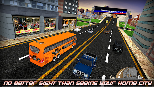 Coach Bus Simulator Driving 2: Bus Games 2020  Apk Download For Android and Iphone 2