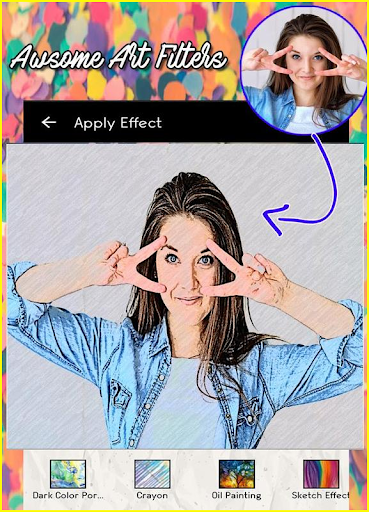 Photo Cartoon Editor & Effects : Cartoon Yourself 6.4.1 screenshots 2