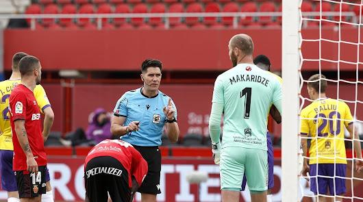 ¿Cambiará la racha con este árbitro?