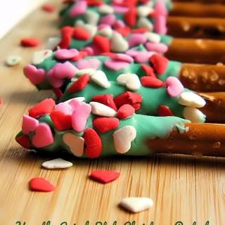 Pretzel Snacks For Christmas Recipes