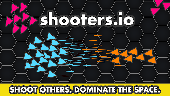 Shooters.io Space Arena - náhled