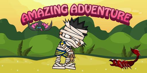 Super Jungle Adventures Mummy