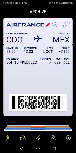 PassWallet - Passbook + NFC  screenshots 3