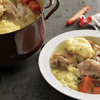 Chicken and Dumplings.