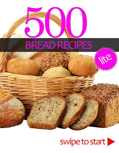 Delicious Bread Recipes Lite