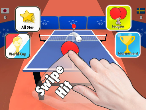 Table Tennis 3D screenshot 10