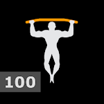 100 Pull Ups - Calisthenics Bodyweight Workouts 2.8.0