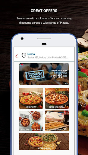 Domino's Pizza Online Delivery  screenshots 2