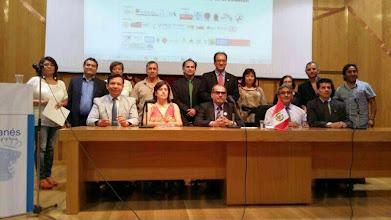 Photo: En el marco de la Celebración del DÍA DEL INGENIERO PERUANO, que se celebran por el día 08 y en el que nuestro Colegio de Ingenieros del Perú cumple su  52º Aniversario , en Madrid y en otras ciudades de Europa igualmente estuvimos compartiendo un Encuentro Profesional, en el caso de Madrid nos unimos y lo compartimos en el anual Congreso Europeo de COmunidades Peruanas en el EXterior que se realizó este 20,21,22 de Junio en Leganes, Madrid
