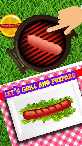 Hotdog Makeru2013Cooking Games  screenshots 2