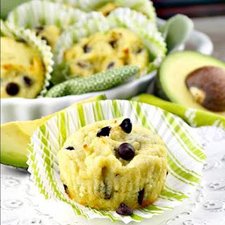 Chocolate Chip Avocado Muffins