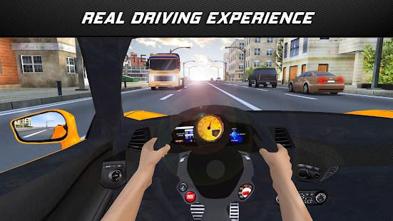 Racing in City 2 - Car Driving- screenshot thumbnail